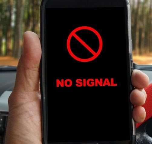 Nessun segnale