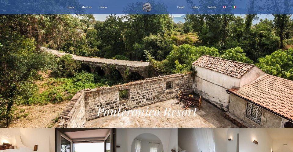 ponteronico resort
