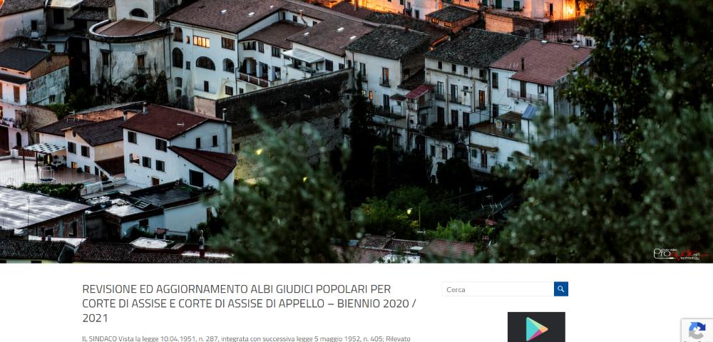 Comune di Piedimonte Matese Sito Istituzionale Ufficiale Provincia di Caserta