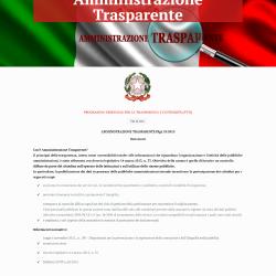 Amministrazione Trasparente Istituto Comprensivo San Leone IX Sessa Aurunca