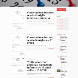 Avvisi e News Istituto Comprensivo San Leone IX Sessa Aurunca