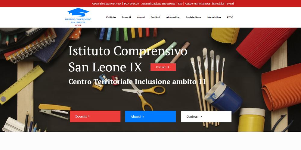 Home Istituto Comprensivo San Leone IX Sessa Aurunca_copertina